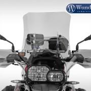 Vindruta TOURING VARIO - F650/F800 GS