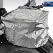 Regnöverdrag till tankväska
