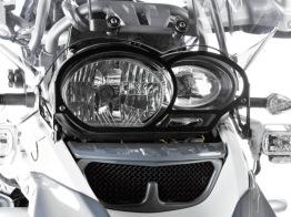 Lampskydd, klart, fällbart - R1200 GS/GSA
