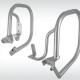 Skyddsbåge för sidoväskor - R1200 RT (-13) - Silver