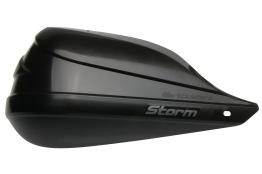 STORM handskydd - svart