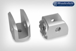 Fotpinnar, variabla - Vario joints - Vario joint, silver - 31590-000
