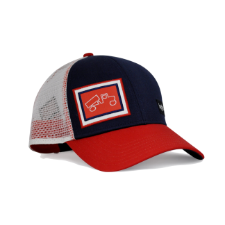 CLASSIC OUTDOOR RED NAVY WHITE