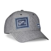 Traditional Cap Chambrey Gunmetal Grey