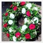 Krans Floristens val -rosa