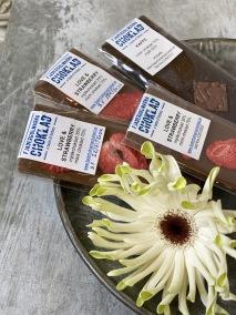 Fjäderholmarnas chokladkaka