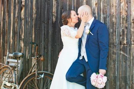 Bröllopsfotografering i Ihreviken