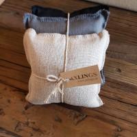 Axlings 3-pack doftkuddar lavendel