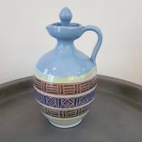 Egyptisk handgjord olivoljekanna