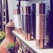 Kryddkvarn i brons med himalayasalt