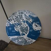 Grytunderlägg Stockholms innerstad