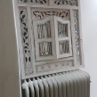 Bohemisk vit spegel/tavla - Spegel/tavla