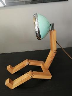 Retrolampa - Mr Wattson