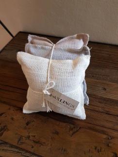 Axlings 3-pack doftkuddar lavendel -