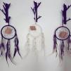 Drömfångare liten vit