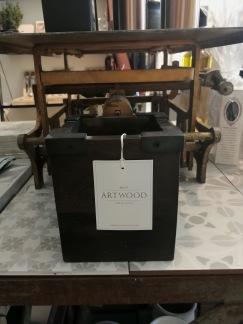 Artwood besticklåda - Artwood besticklåda