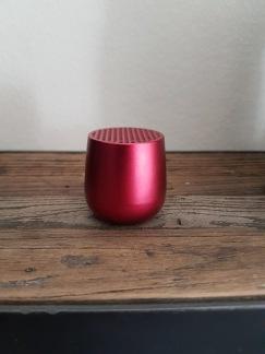 Mino minihögtalare - Mino minihögtalare rödrosa