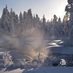 Vinter Dalarna 1