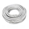 Nätverkskabel TP cat6 - skräddarsydd 1-100 m. - Valfri längd mellan 20,1 - 30 meter