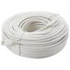 Nätverkskabel TP cat6 - skräddarsydd 1-100 m. - Valfri längd mellan 75,1 - 100 meter
