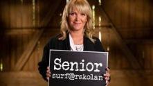 Seniorsurfskolan på SVT-play