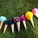Barnens egna glassar