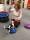 """Dalarna. Träff 16 mars, 17 DSG med familjer i Falun. Ett föredrag om Hundars känslor och några test från Per Jensens """"Hur smart är din hund?"""".  Även prova-på-nosework samt balansdiscar."""