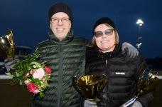 Lars Järpedal och Maria Lennéer. Foto: Malin Albinsson / TR Bild