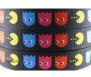 Designa halsband XXS, 25-27 cm - Pacman 10mm.