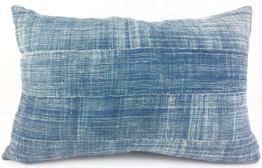 MOSSI INDIGO CUSHION - MOSSI INDIGO CUSHION