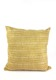 BOGOLAN CUSHION YELLOW - BOGOLAN CUSHION YELLOW