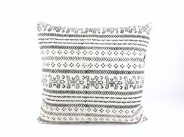 BOGOLAN CUSHION BW - BOGOLAN CUSHION BW