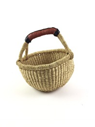 BOLGA BASKET SMALL - Natural