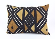 BOGOLAN BROWN CUSHION