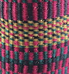 BOLGA LAUNDRY BASKET LARGE - Pink
