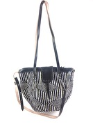 SISAL DOUBLE STRAP BAG