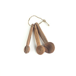 OLIVE MEASURING SPOON -