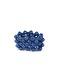RECYCLED PAPPER BRACELET - NAVY BLUE
