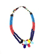 RECYCLED FULANI NECKLACE