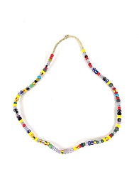 RECYCLED KROBO NECKLACE -