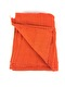 ORGANIC HANDWOVEN BEDCOVER - ORANGE