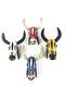 BAMBARA WOODEN COW