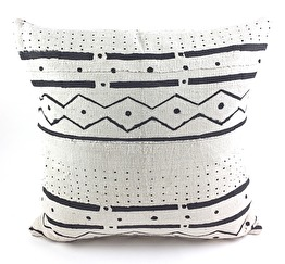 BOGOLAN CUSHION PRINT - BOGOLAN CUSHION PRINT