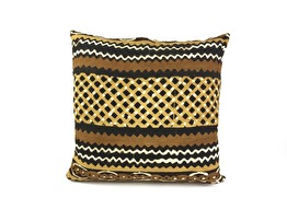 BOGOLAN CUSHION ZIG ZAG - BOGOLAN CUSHION B RANDIG