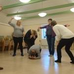 Fortbildning för församlingspedagoger . Tallnäst Stiftsgård 2017