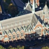 Oscar Fredriks kyrka, Göteborg  Nr. 2011_4731