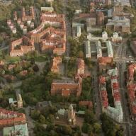 Hvitfeldska gymnasiet  och Vasakyrkan  Nr. 0814_00605