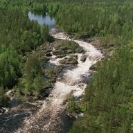 Hylströmmarna i Voxnan, Hälsingland  Nr. 9520_01408_22
