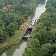 Göta kanal, Östergötland  Nr. 9905_09105