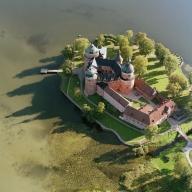 Gripsholms slott i Södermanland  Nr.